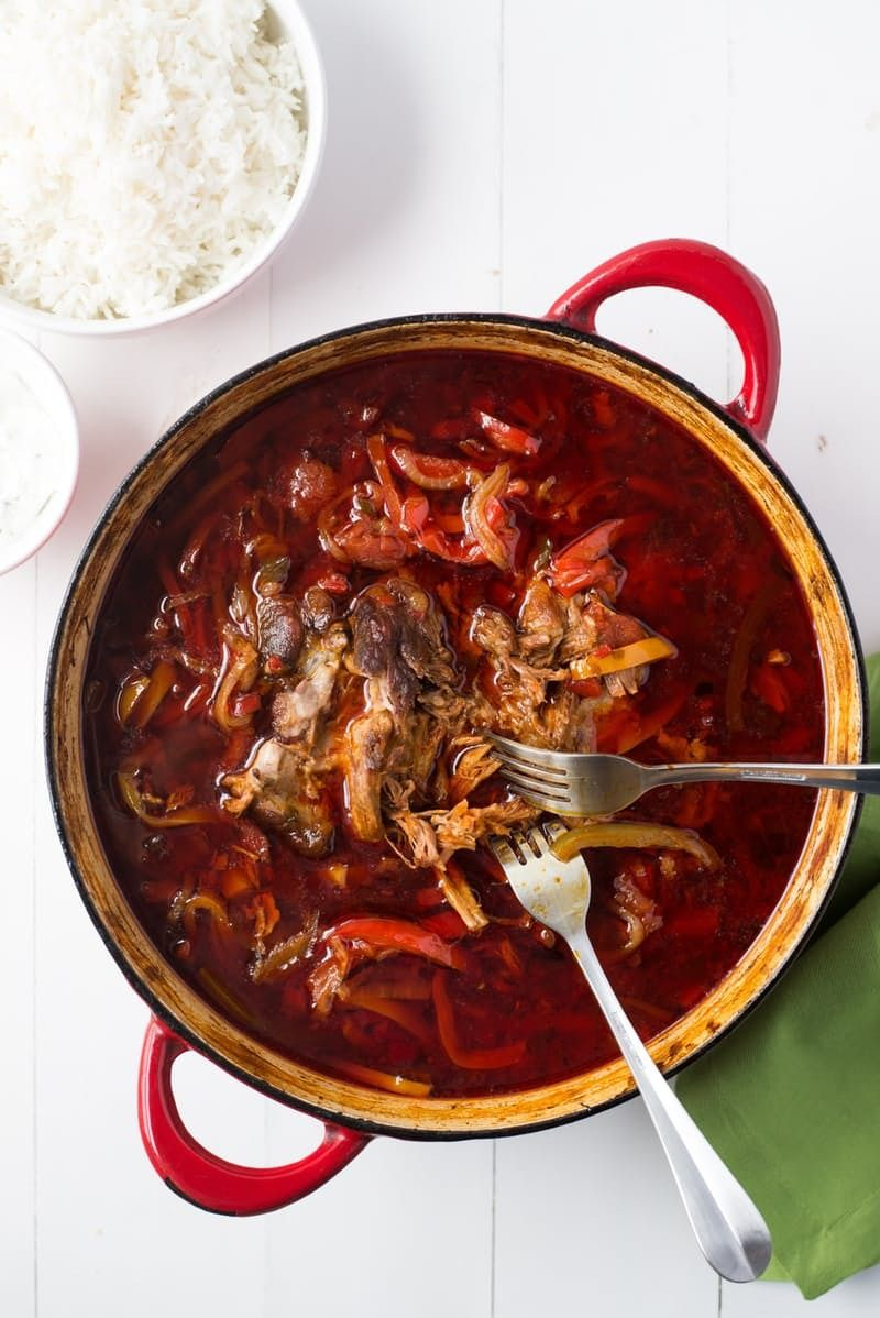 Jamie Oliver S Pork And Chile Pepper Goulash Recipe Cold Weather