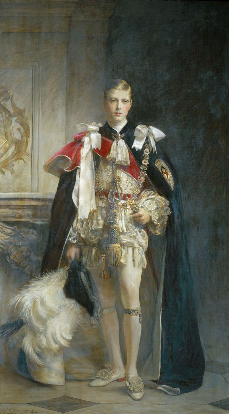 1894 1972 Edward VIII King of the United Kingdom Ireland