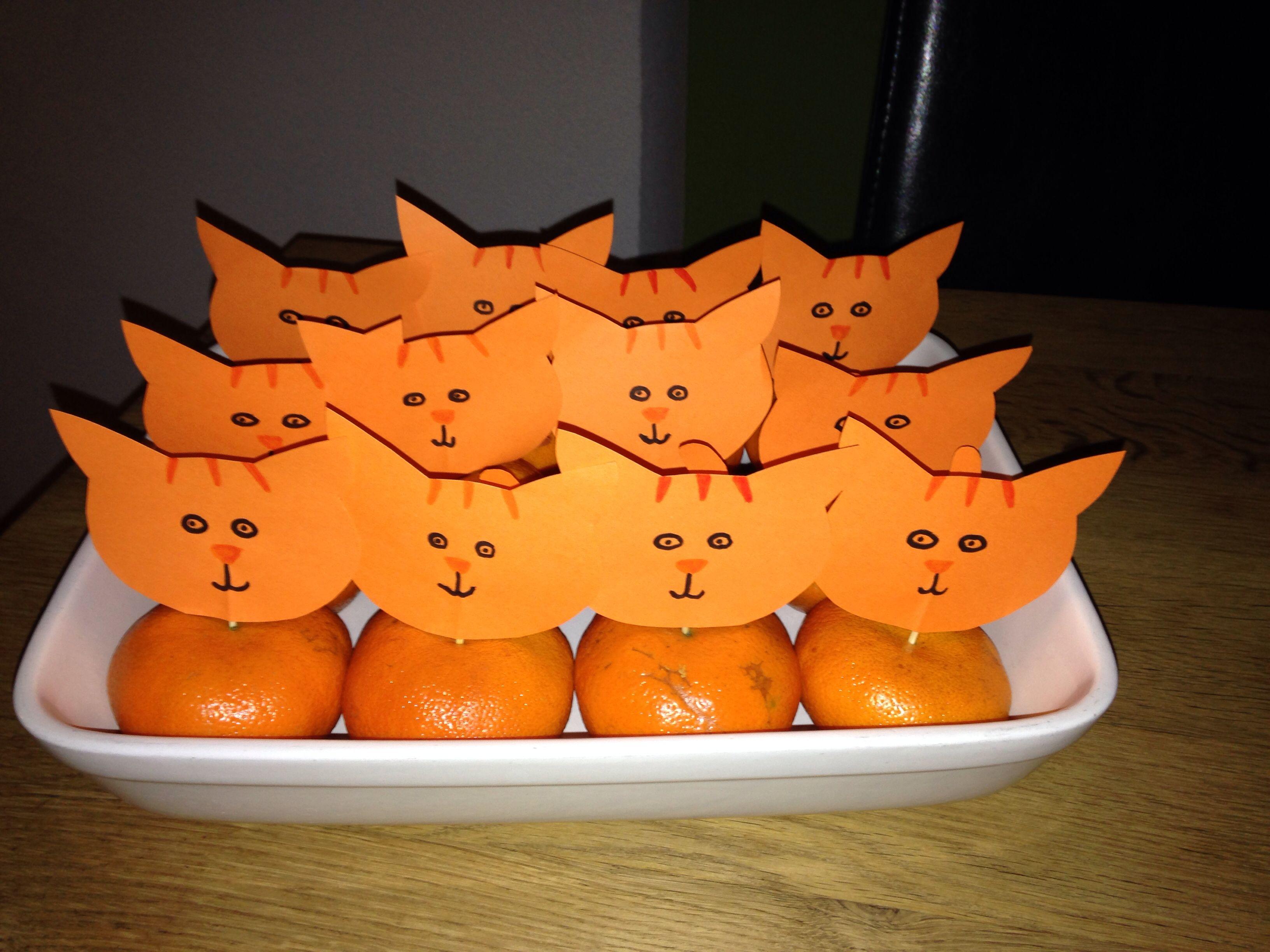 Gezonde traktatie dikkie dik mandarijnen