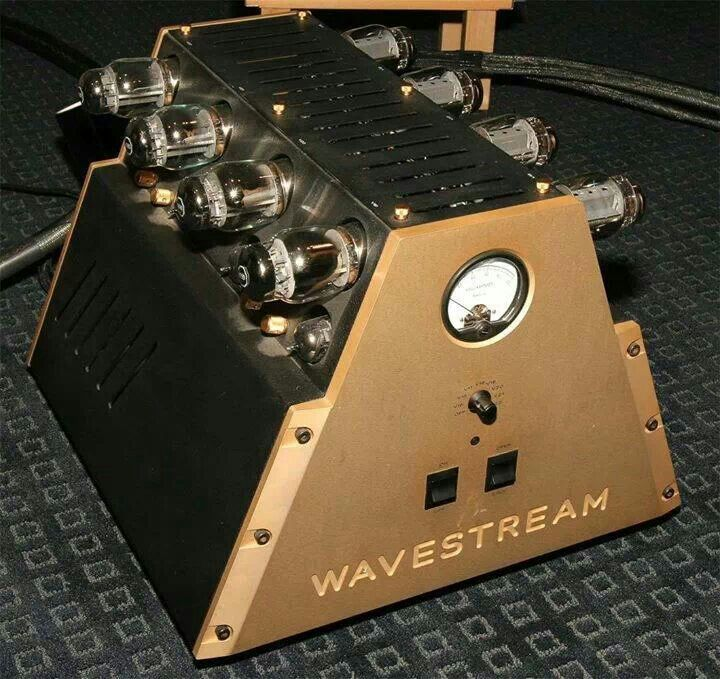 Wavestream Tube Amplifier