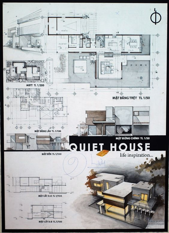 This old house project submission