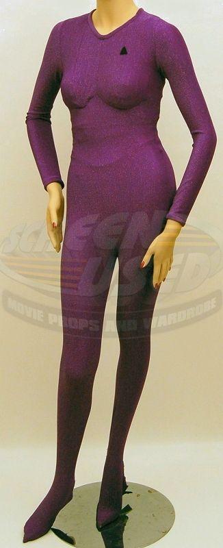 Star Trek: Voyager (TV) / Seven of Nine Costume (Jeri Ryan) | Sewing ...
