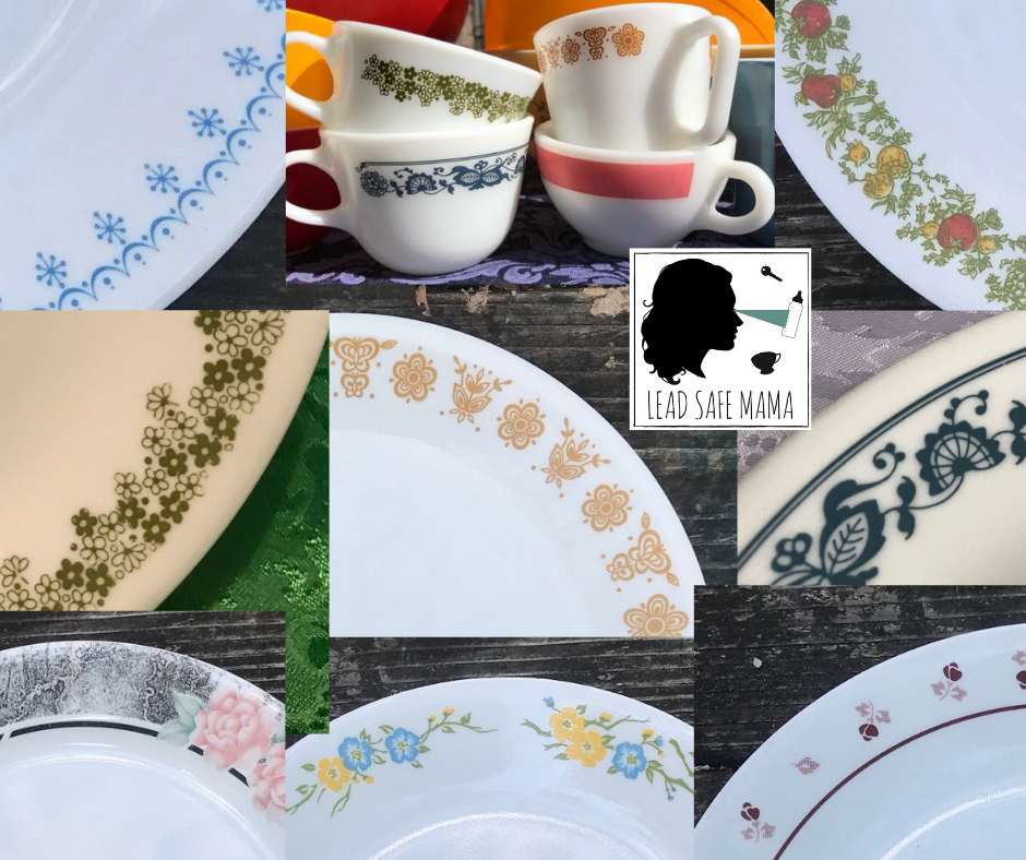 21++ Which corelle dishes have lead ideas
