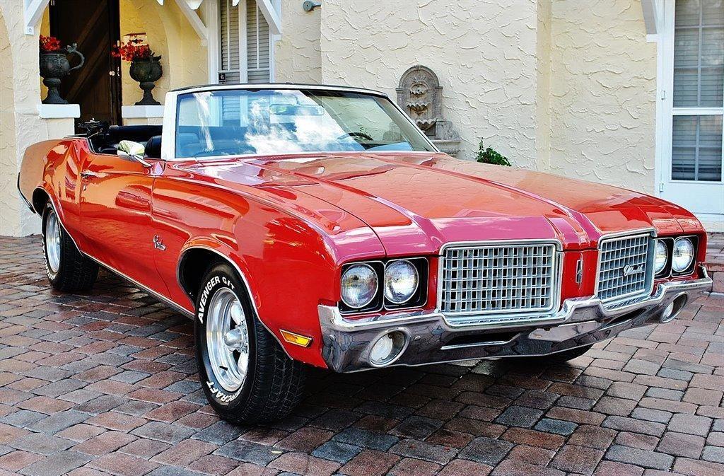 used 1972 Oldsmobile Cutlass Supreme Lakeland, FL For