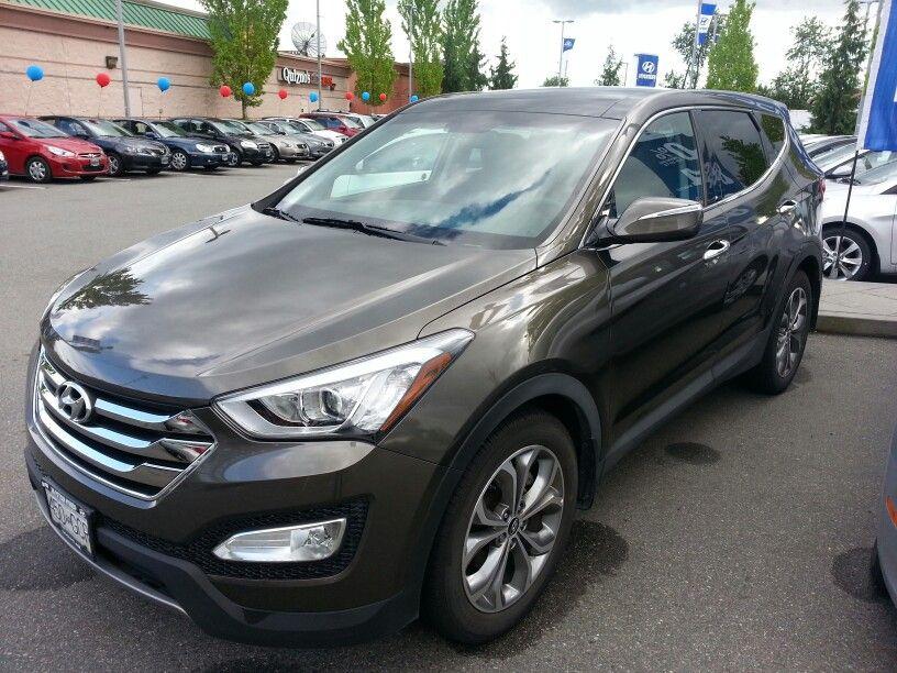 2013 Hyundai Santa Fe Limited demo unit 28,888 Hyundai