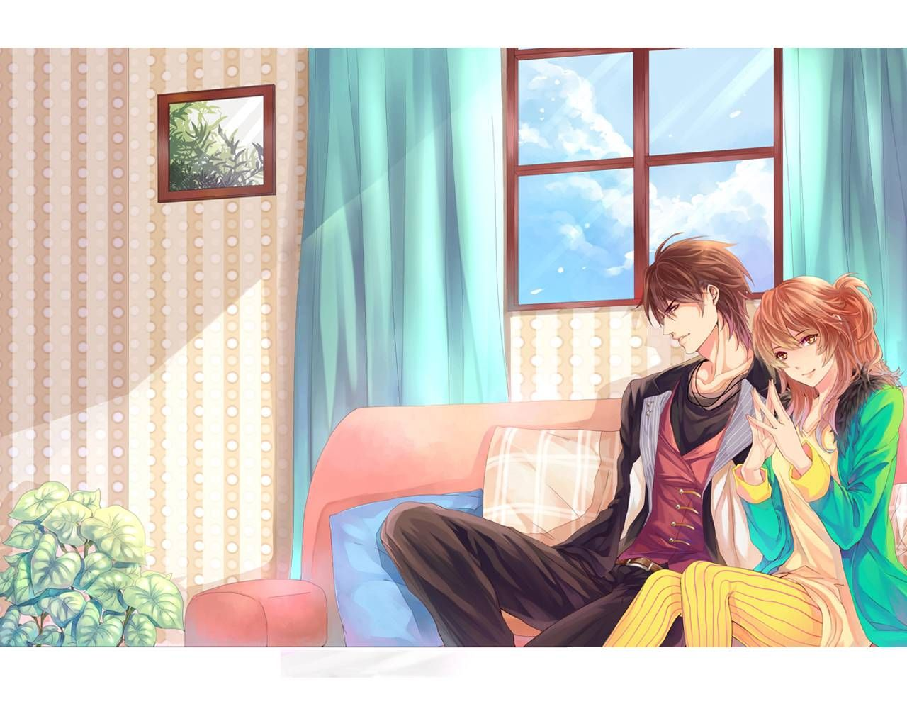 Beautiful Anime Couple Wallpaper HD Images  One HD Wallpaper 1280×951 Anime Couple Wallpaper (52 Wallpapers) | Adorable Wallpapers