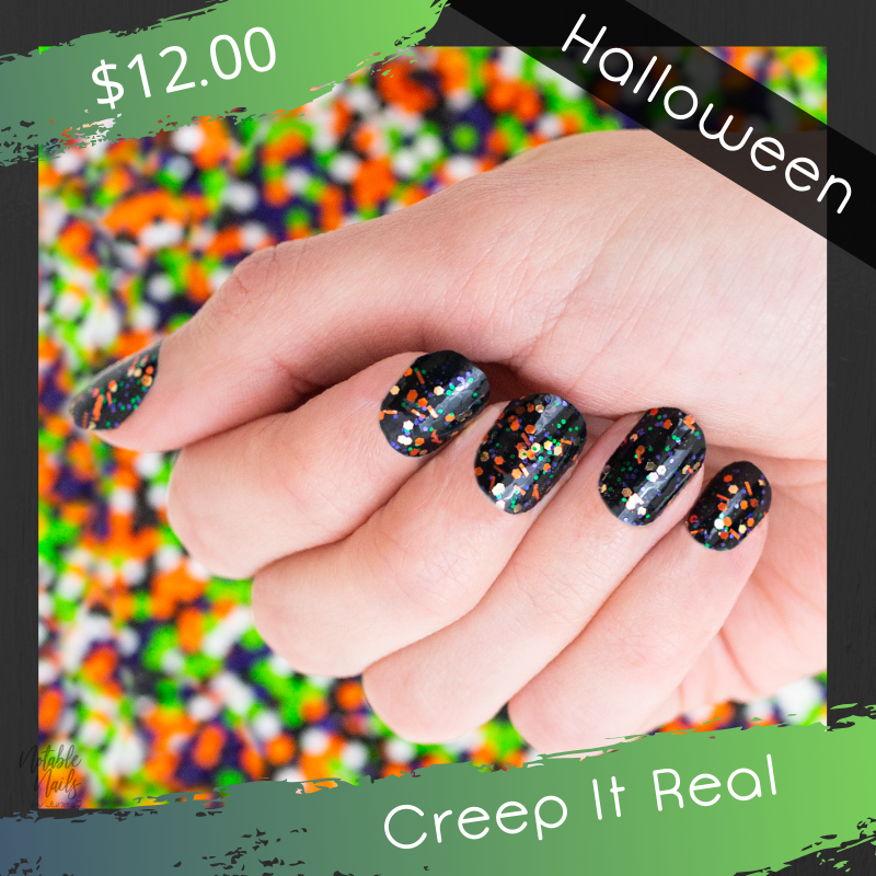 Get in the Halloween spirit with Creep It Real, a dark ...
