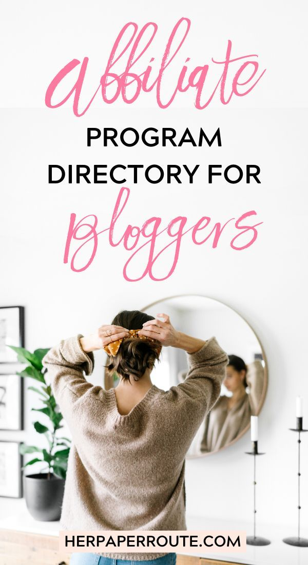 This is a directory of the best affiliate programs for bloggers, that anyone can join and start earning in today. These high-paying affiliate programs don't require traffic so even a brand new blogger can monetize your blog with affiliate marketing.   A big list of high-paying affiliate programs including many different niches. 100+ affiliate programs directory list for content creators. #affiliatemarketing #affiliateprogram #affiliateprograms #makemoneyblogging #bloggerlife #blogging