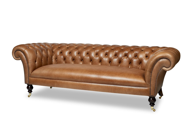 Chesterfield einrichtungsstil modern  Victorian Chesterfield Sofa Harry | Chesterfield Sofas | VON ...