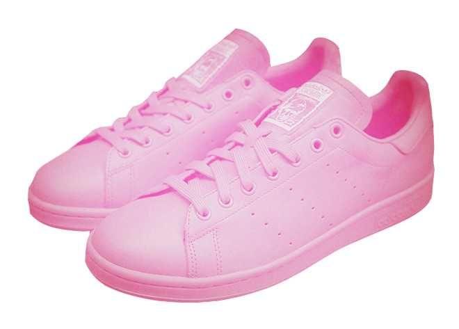 adidas stan smith dam rosa
