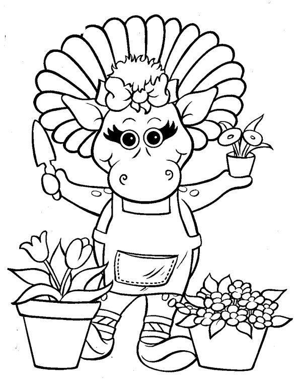 Tegninger til Farvelægning Dyr 16