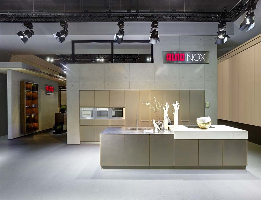 alno s new kitchen concept 2014 2015 a kitchen made in alno kitchen cabinets ceiling kitchen alno features