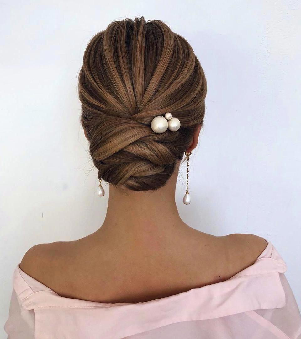 60 Trendiest Updos For Medium Length Hair Hairupdos In 2020 Medium Length Hair Styles Updos For Medium Length Hair Medium Hair Styles