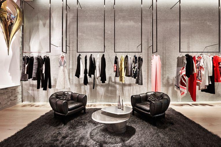 New York Dior Store Opening