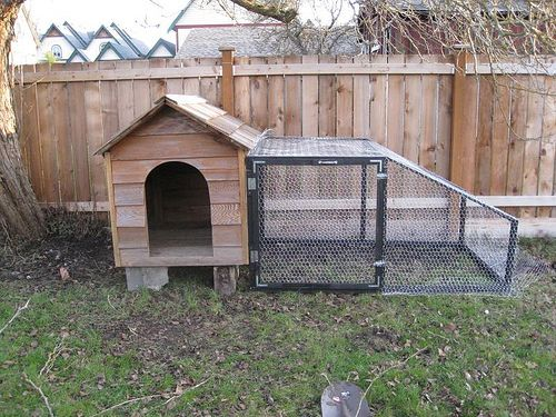 How To Convert An Old Dog House Into A Chicken Coop Dog House Diy Chicken Diy Chicken Coop Plans Free