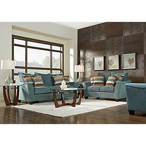 affordable living room sets. Madeley Teal 7 Pc Living Room  1477 0 Find Affordable Sets For Your Home That Will Complement The Rest Of Furniture ISofa Roo