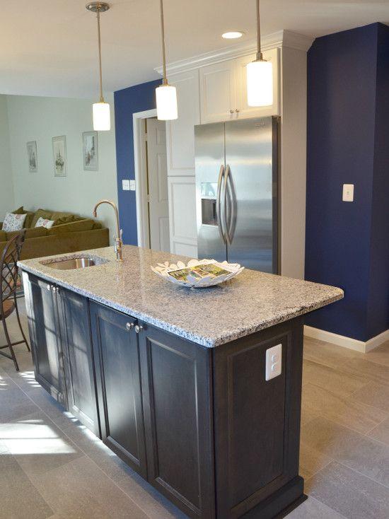 Azul Platino Granite Design Pictures Remodel Decor And Ideas Azul Platino Granite Kitchen Design Trends Contemporary Kitchen