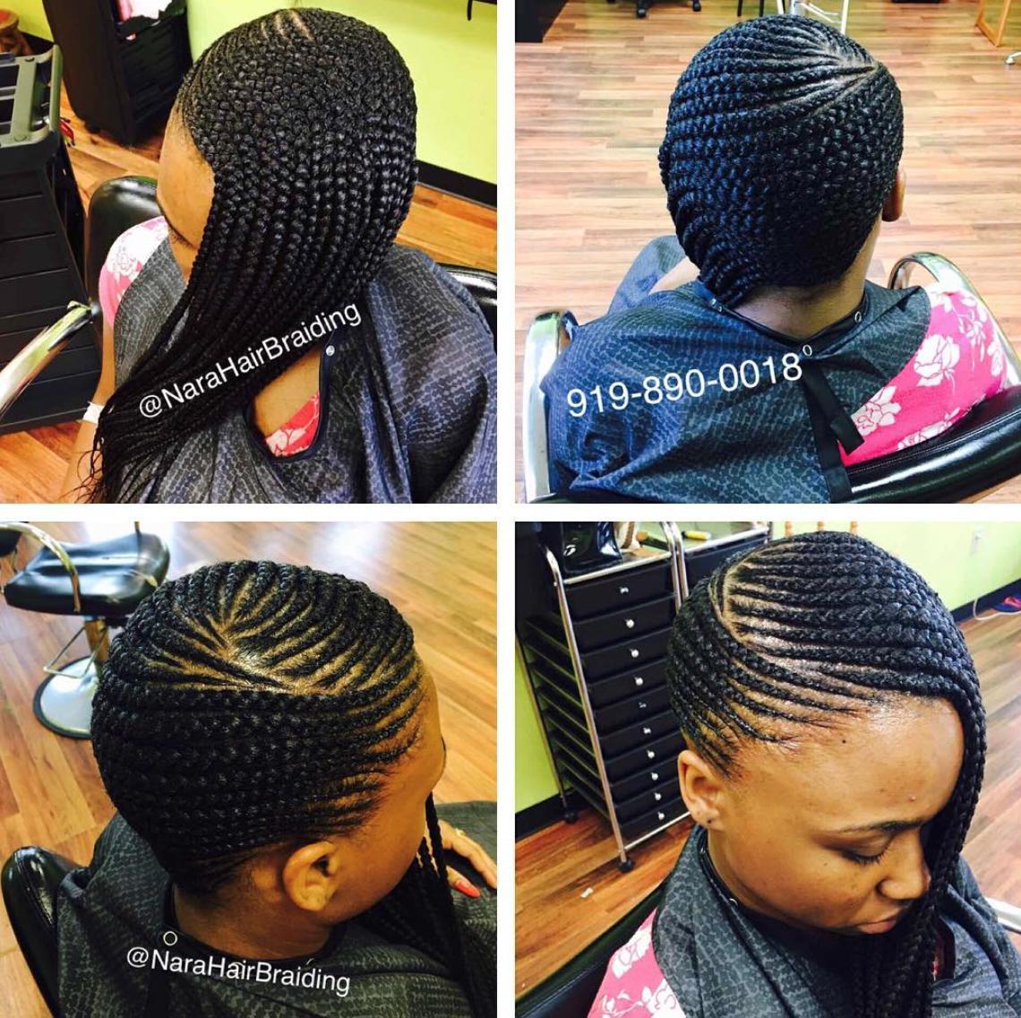 Nice braids by @narahairbraiding - https ...