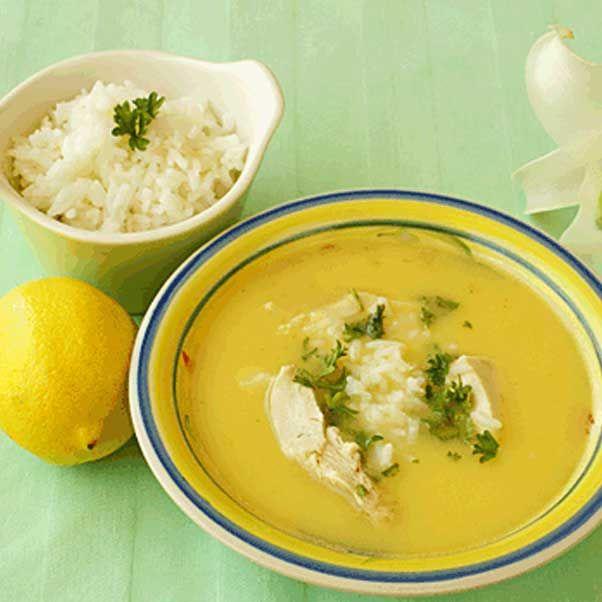 Grčka supa - Kuvarice.com