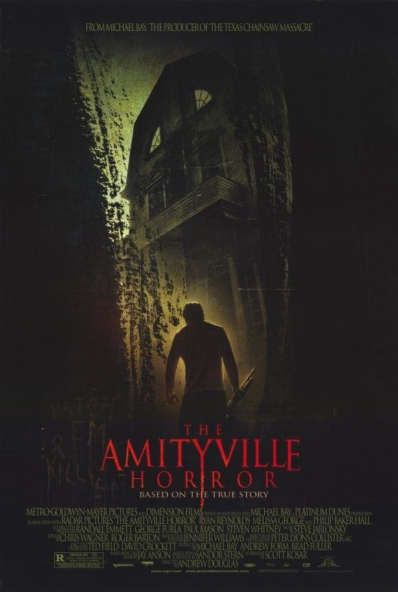 Amityville Horror Movie Poster Horror Movies Classic Horror Movies Best Horror Movies
