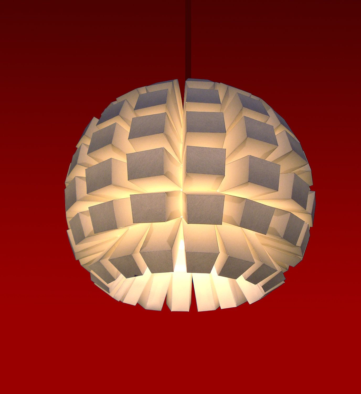 Paper Lightweight Lampshade Paper Lampshade Contemporary Lamp Shades Lamp Inspiration