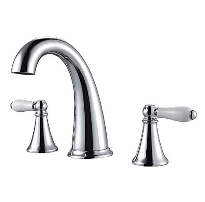 Pfister Lf 049 Kycc Widespread Bathroom Faucet Bathroom Faucets