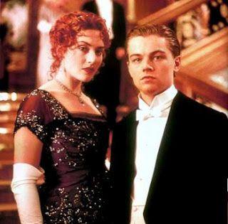 Titanic 1997 Leonardo Dicaprio As Jack Dawson And Kate Winslet As Rose Dewitt Bukater Costume Design Deborah Lynn Scott Titanic Movie Titanic Titanic Costume