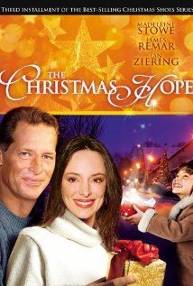 This is a double threat because of the holiday tie-in: The Christmas Hope. It does have James Remar, though. (He'll always be Sarge from Pound Puppies for me. #80sKid)