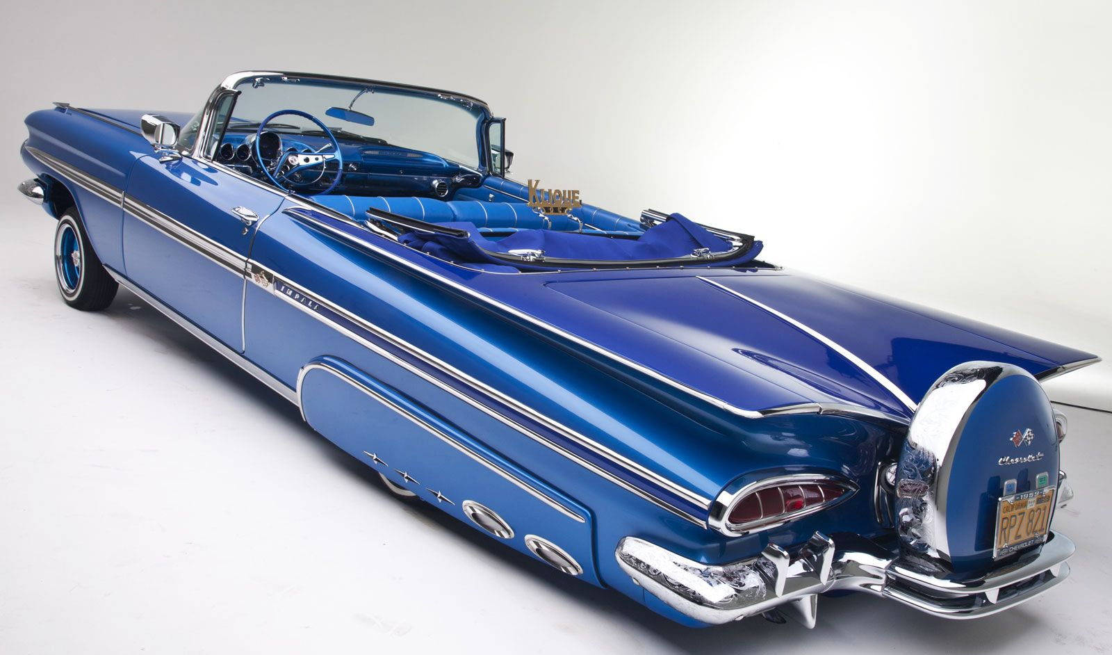 Chevrolet Impala Convertible Lowrider By Vertualissimo On