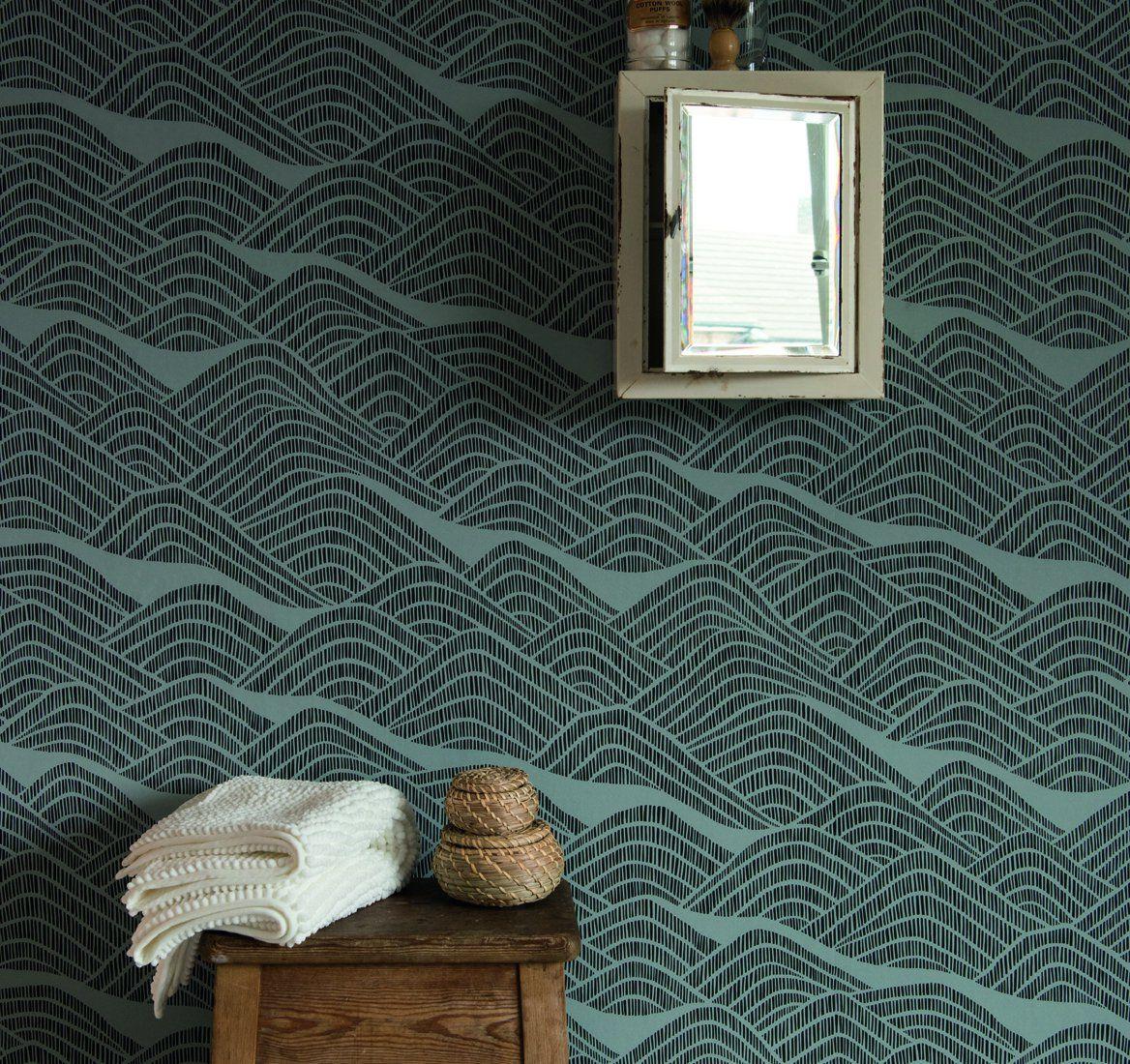 paris d co off les nouveaut s papiers peints 2018 papiers peints pinterest papier peint. Black Bedroom Furniture Sets. Home Design Ideas