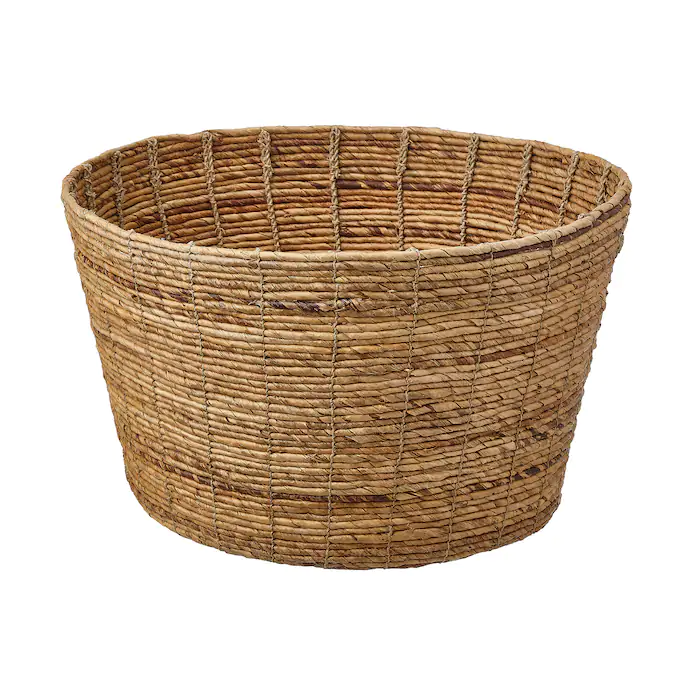 Tjillevips Basket Banana Fiber 19 In 2020 Ikea Basket