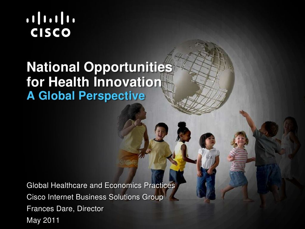 healthofnations by Cisco IBSG Business