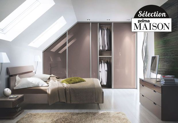 Dressing sur mesure Bedrooms - porte coulissante sur mesure prix