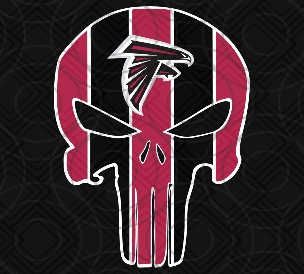Atlanta Falcons Atlanta Falcons Svg Punisher Falcons Svg Falcons Svg Falcons Football Svg Fa In 2020 Atlanta Falcons Svg Atlanta Falcons Football Falcons Football