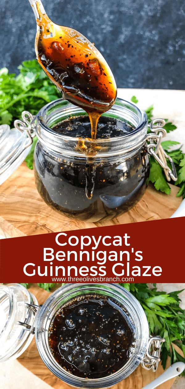 Copycat Bennigan S Guinness Glaze Three Olives Branch Recipe In 2020 Beer Sauce Beer Recipes Irish Recipes,What Do Pet Mice Eat