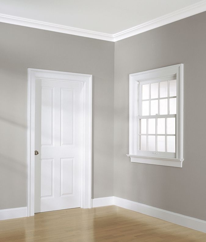 Modern window trim styles the image kid for Interior window casing styles