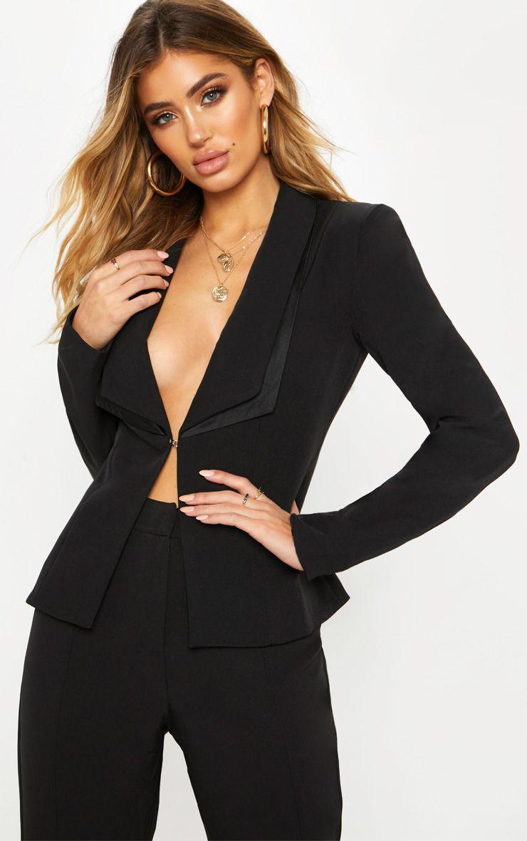 Avani Cream Suit Jacket Black Suit Jacket Womens Dress Suits Black Suits [ 1180 x 740 Pixel ]