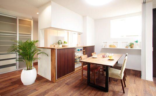 未来を見据えた家づくり | その他の住宅実績 | 熊本の新築注文住宅や自然素材リフォーム・外断熱の家「三友工務店」