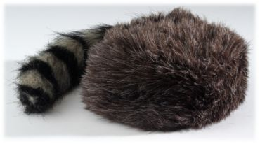 Coon Skin Cap for Kids | Bass Pro Shops-this brings back childhood memories--Davy Crockett