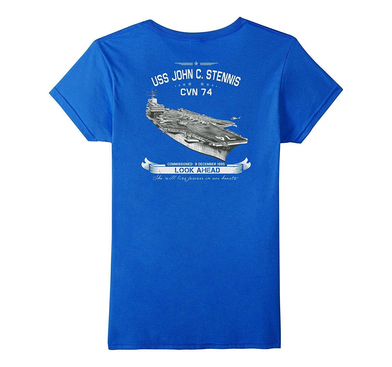 USS John C. Stennis (CVN-74) T-shirt