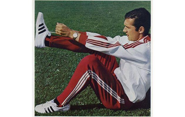 Franz Beckenbauer | Retro sportswear, Tracksuit, Vintage adidas