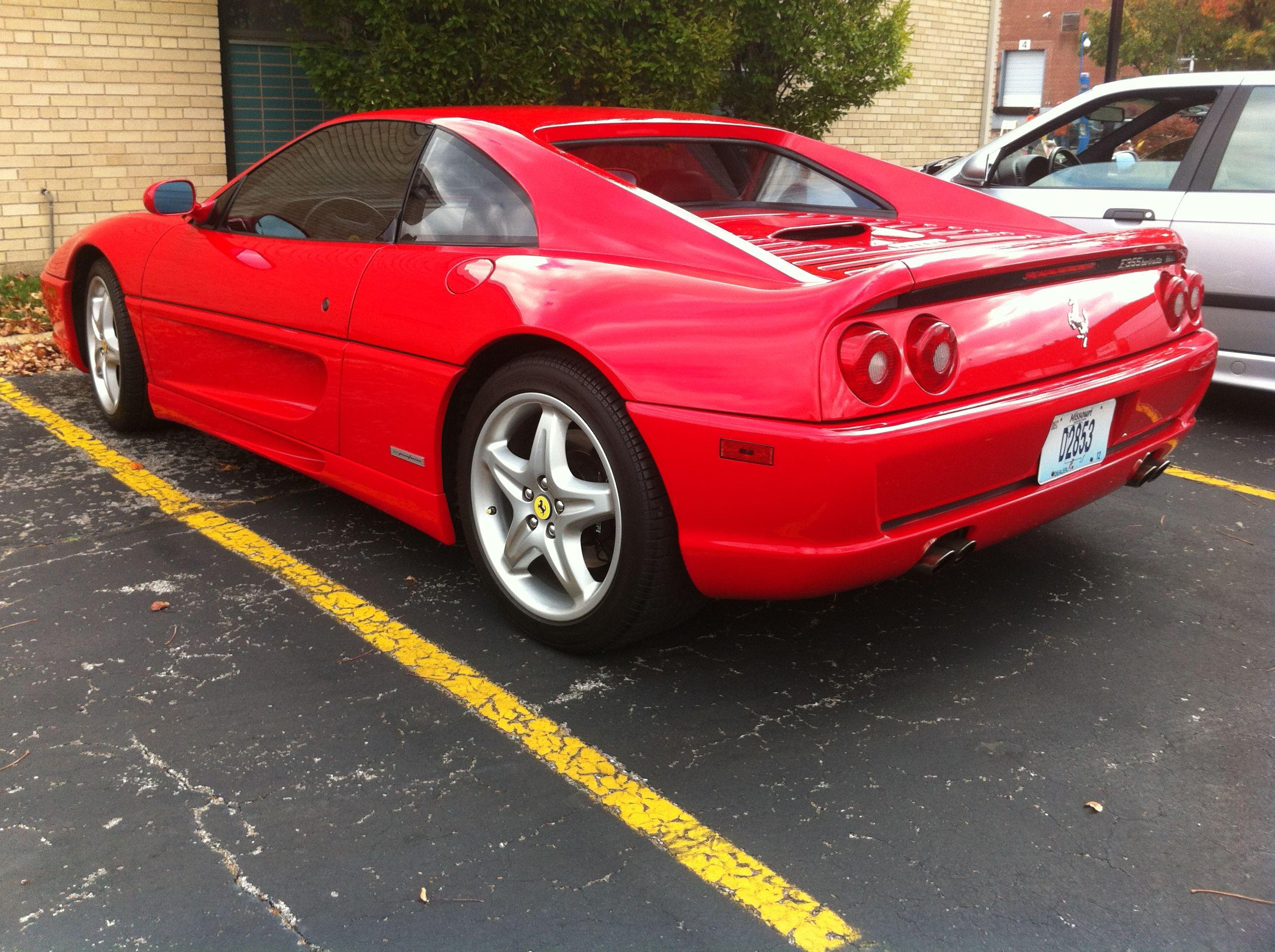 Ferrari Looking Hot Window Tint Job We Did At Autoexotica