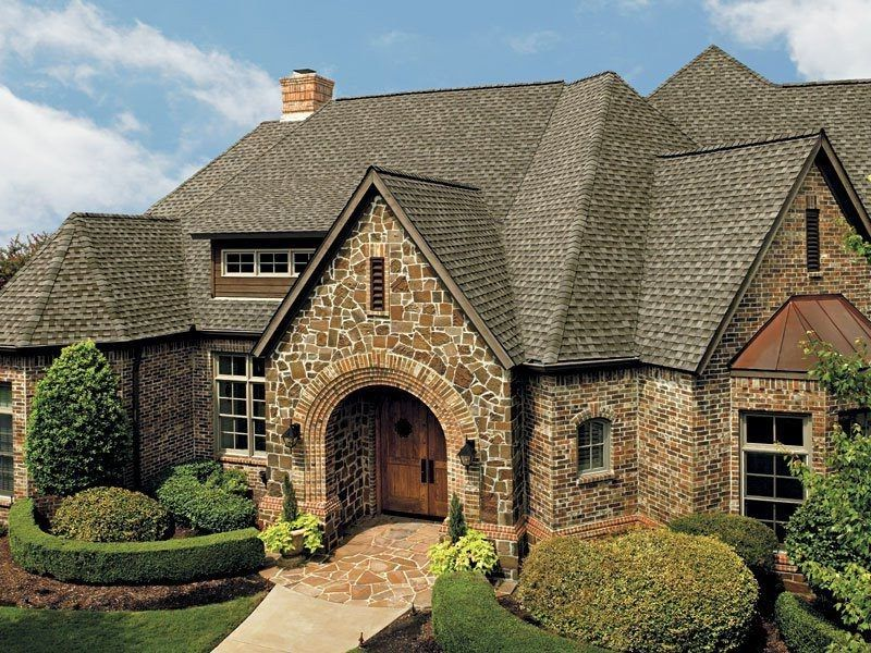 Best Brown Soffits With Weathered Wood Shingles This Is A 400 x 300