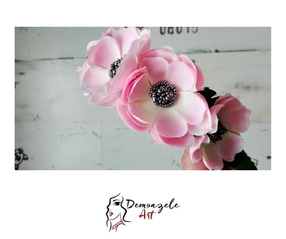cordeluta florala Demoazele art (1)