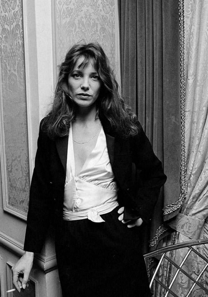 96b972c4b8 Jane Birkin in a Tux. Posts about jean shrimpton written by Miss Peelpants.  Style Icons Inspiration