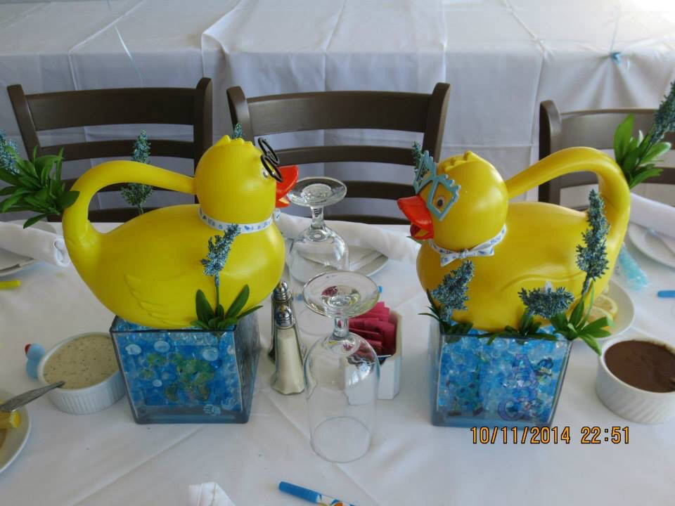 Baby Shower Centerpieces Looney Tunes Theme