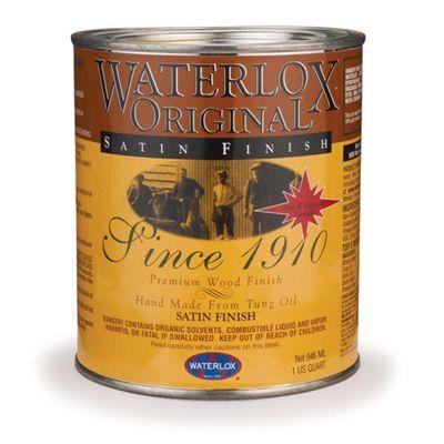 Waterlox Original Sealer Finish 350 Voc Quart