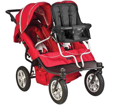 Valco Baby Tri Mode EX Twin. Our new stroller, a triple that can ...