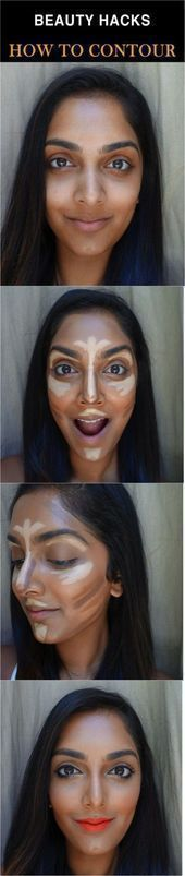 Photo of Makeup Tutorial For Beginners Contouring… –  Makeup Tutorial For Beginners Con…