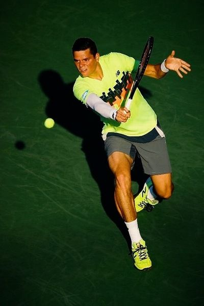 Milos Raonic @JugamosTenis #USOpen - Aug 30 2014 - Milos (5th seed) wins his 3rd round match 7-6, 7-6, 7-6 against unseeded Victor Estrella Burgos (DOM) - nicely done, Milos! :) (pinned Aug 31 2014).  UPDATE - Sep 1/14 - Milos lost his 4th round match against 10th seed Kei Nishikori (JPN) 6-4, 6-7, 7-6, 5-7, 4-6 (a 4+hr match!) - you did Canada proud, Milos! [pinned Sep 3/14]